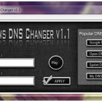 Optimizar tu conexión de internet con Windows DNS Changer