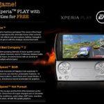 Juegos para el Sony Ericsson Xperia PLAY