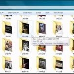 Ordenar las imágenes por resolución con Dimensions 2 Folder