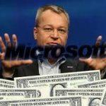 Ingresos y ganancias de Microsoft para el Q1 de 2012