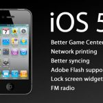 Cómo actualizar y descargar iOS 5