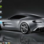 Tema de Aston Martin para Windows 7