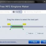 Crear Ringtones con Free MP3 Ringtone Maker