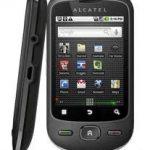 Alcatel OT-906 – smartphone Android