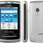 Huawei G7005 – un teléfono sencillo pero táctil