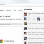Extensión de Google plus para Chrome