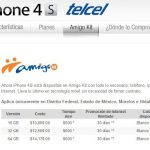 Mexico: Iphone 4S enTelcel