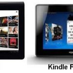 Sony Tablet S vs Kindle Fire (Comparacion)