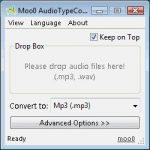 Convertir de AAC a MP3