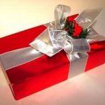 Regalos de Navidad parte 1