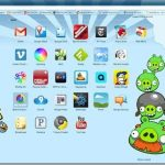 Descargar tema de Angry Birds  para Google Chrome