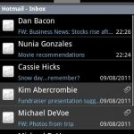 Descargar Hotmail para Android gratis
