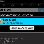 Descarga Twitter 2.1 para BlackBerry – Novedades
