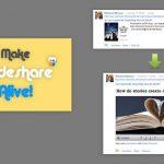 Insertar presentaciones de slideshare en Google plus con Extended Embed