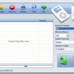 Programa para convertir  FLAC a MP3