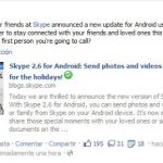 Enviar Fotos y videos con Skype V2.6