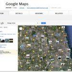 Google Maps para Chrome