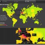 Estadísticas del trafico de internet