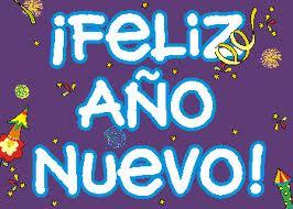 Feliz Año Nuevo en diferentes idiomas