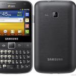 Samsung Galaxy Y Pro Duos – Características y detalles