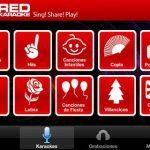 Red Karaoke, un karaoke en tu móvil Android