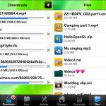 Gestor de descargas gratis para iOS