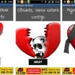Detector de Amor para Android
