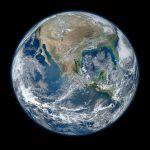 La foto mas impresionante de la Tierra desde el espacio