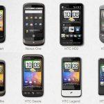 HTC el fabricante de smartphones Android mas grande