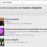 Cómo encontrar listas de reproduccion en Youtube