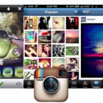 Comparte tus fotografías con Instagram