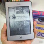 ¿Permite el Kindle touch Landscape mode?