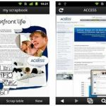 NetFront Life Browser para Android, navegador web