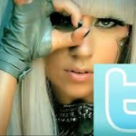 Lady Gaga la mas seguida en Twitter enero del 2012