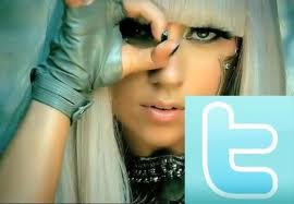 Lady Gaga la mas seguida en Twitter
