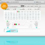 Aprender a digitar online gratis con typingweb