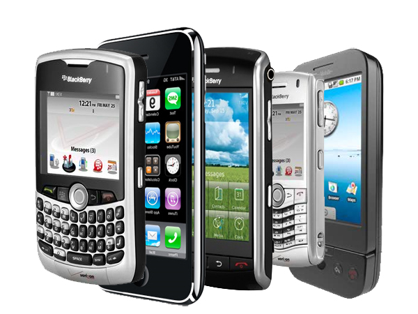 Los fabricantes de smartphones mas populares
