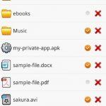 File Hide Expert, Oculta archivos y carpetas para Android