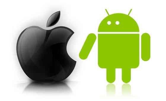 Android va superar a iOS