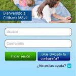 Aplicación para smartphones de Citibank para España