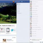 ¿Por que la barra del Chat en Facebook se maximiza?