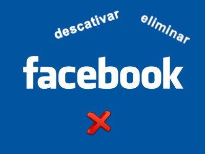 Facebook borrar una cuenta