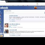 Revisar Facebook sin entrar al sitio con FBChrome (extension Chrome)
