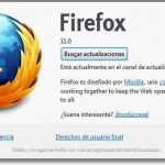 Firefox 11 beta ya disponible para su descarga