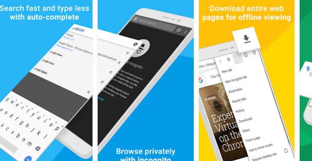 google chrome Android