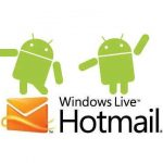 Hotmail para  Android ya soporta  Ice Cream Sandwich