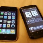 iphone vs HTC