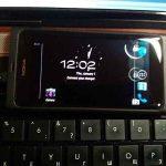 Android 4 instalado en el Nokia N9