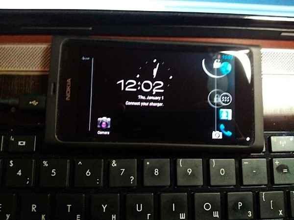 Android 4 en Nokia N9