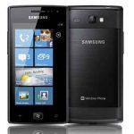 Samsung Omnia W, ya esta disponible en Mexico